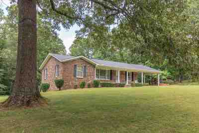 Selmer Single Family Home For Sale: 914 Sims