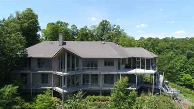 Pickwick Dam Single Family Home For Sale: 865 Blue Heron