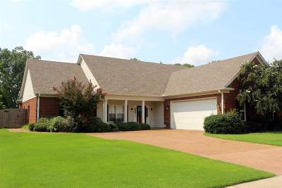 Millington Single Family Home For Sale: 4859 Cassell