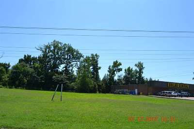 Atoka Residential Lots & Land For Sale: LOT # 28 Atoka McLaughlin