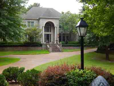 Memphis Single Family Home For Sale: 7733 S Chapel Creek Pkwy