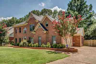 Collierville TN Single Family Home Sold: $290,000