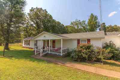 Selmer Single Family Home For Sale: 478 Sandy Flatt