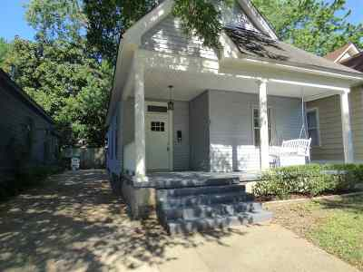 Cooper, Cooper Young Single Family Home For Sale: 977 Philadelphia