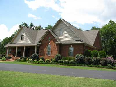 Adamsville Single Family Home For Sale: 1975 Hwy 64