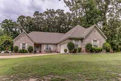 Holly Springs Single Family Home For Sale: 99 Cold Water