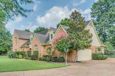 Germantown Single Family Home For Sale: 2830 Burrows Farm