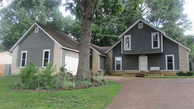 Germantown Single Family Home For Sale: 7906 Nikerton