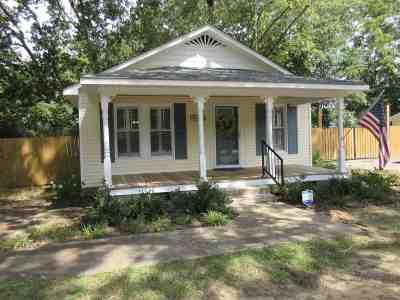 Savannah Single Family Home For Sale: 1065 Clifton
