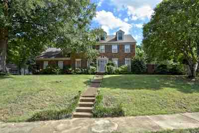 Germantown TN Single Family Home For Sale: $335,000