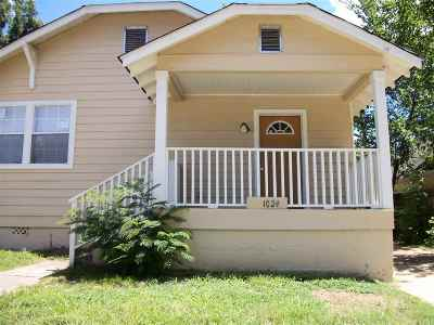 Cooper, Cooper Young Single Family Home For Sale: 1024 New York