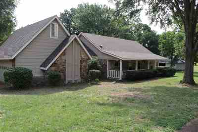 Lakeland Single Family Home For Sale: 3244 Creekwood