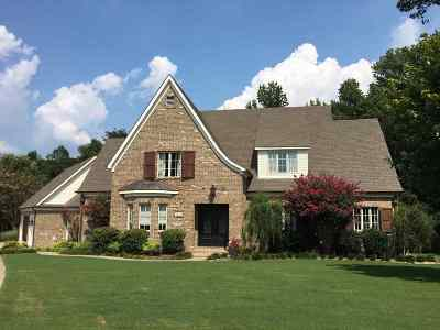 Millington Single Family Home For Sale: 4620 Goldsby