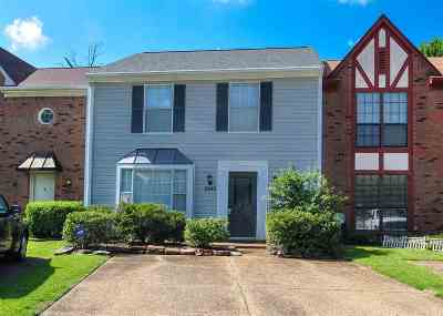 Memphis TN Condo/Townhouse For Sale: $70,000