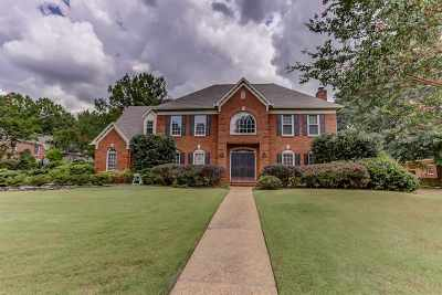 Germantown Single Family Home For Sale: 7038 May Woods