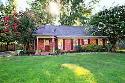 Memphis TN Single Family Home For Sale: $137,500