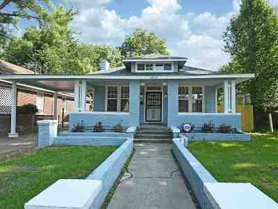 Cooper, Cooper Young Single Family Home For Sale: 1864 Walker