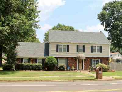 Germantown Single Family Home For Sale: 2956 Cross Country