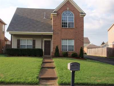 Memphis TN Single Family Home For Sale: $129,000