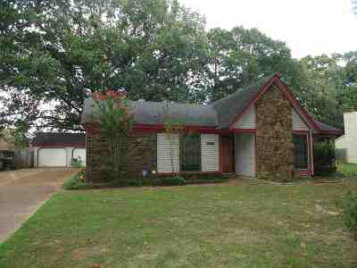 Collierville Single Family Home For Sale: 1190 Simmons Ridge