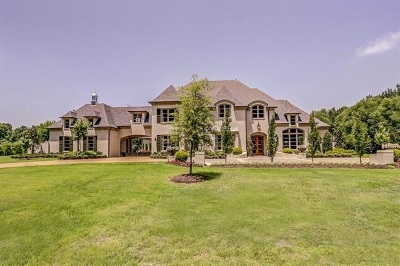 Collierville Single Family Home For Sale: 9691 Legends