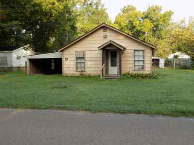 Tipton County Single Family Home For Sale: 311 College