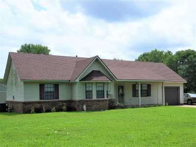 Tipton County Single Family Home For Sale: 680 Beaver