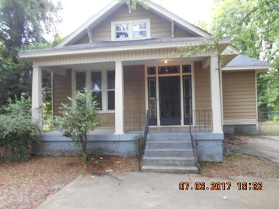 Single Family Home Sold: 1660 Euclid