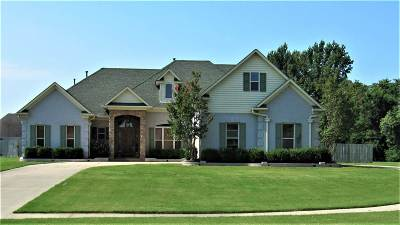 Tipton County Single Family Home For Sale: 79 Nob Hill