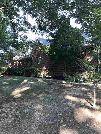 Tipton County Single Family Home For Sale: 105 Smithers