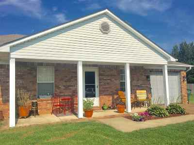 Tipton County Single Family Home For Sale: 5473 Portersville