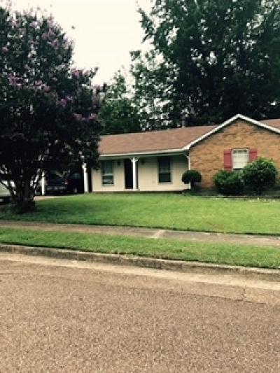 Bartlett Single Family Home For Sale: 6323 Bardstown