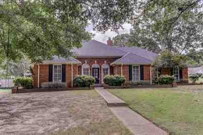Collierville Single Family Home For Sale: 1086 Winsail