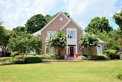 Germantown TN Single Family Home For Sale: $410,000