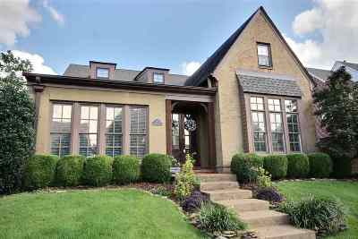 Collierville Single Family Home For Sale: 284 W Colbert