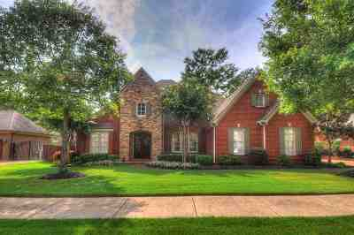 Collierville Single Family Home For Sale: 179 Ivy Brook