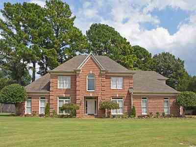 Germantown Single Family Home For Sale: 2928 Cotton Boll