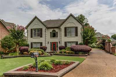 Germantown Single Family Home For Sale: 8891 Darby Dan