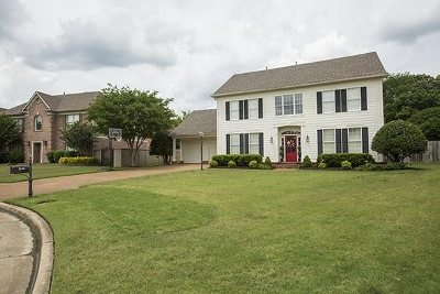 Germantown Single Family Home For Sale: 8132 Cambury