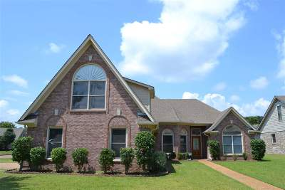 Collierville Single Family Home For Sale: 4907 White Pass