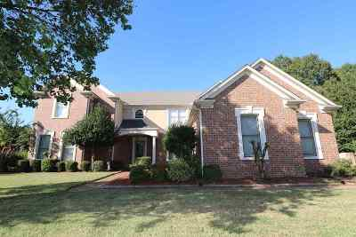 Bartlett Single Family Home For Sale: 7592 Carya