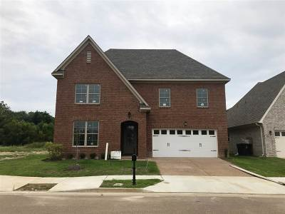Collierville Single Family Home For Sale: 1662 Jennings Mill