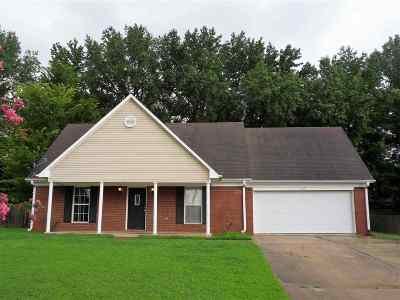 Tipton County Single Family Home For Sale: 454 Wylie