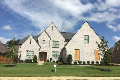 Collierville Single Family Home For Sale: 1616 Preakness Run
