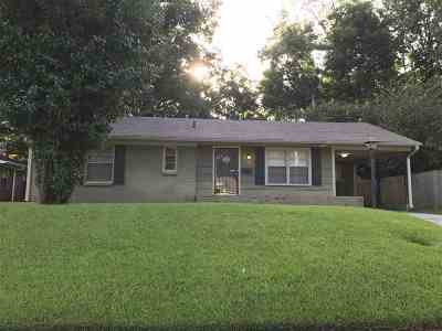Memphis Single Family Home For Sale: 1597 Raymore