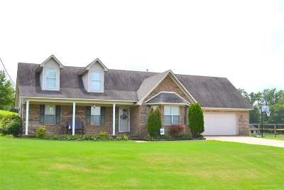 Tipton County Single Family Home For Sale: 725 Laxton