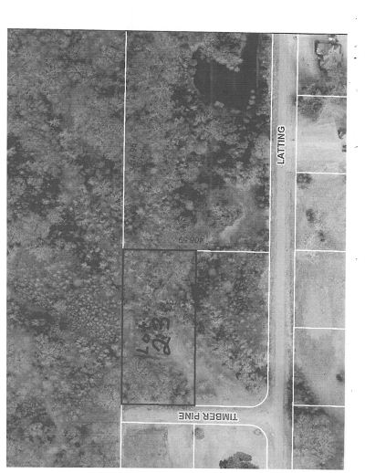 Eads Residential Lots & Land For Sale: Timber Pine