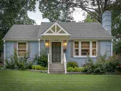 Memphis Single Family Home For Sale: 3549 Kenwood