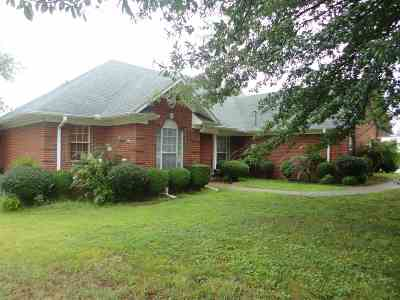 Tipton County Single Family Home For Sale: 1411 Countrywood
