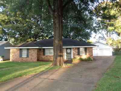 Memphis Single Family Home For Sale: 5178 Windcrest